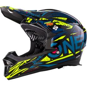 ONeal Fury RL Bike Helmet colourful